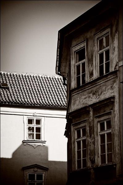 Prague, Sept. 2009 by bjarte