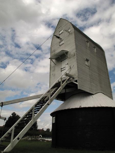 windmill by hondarr