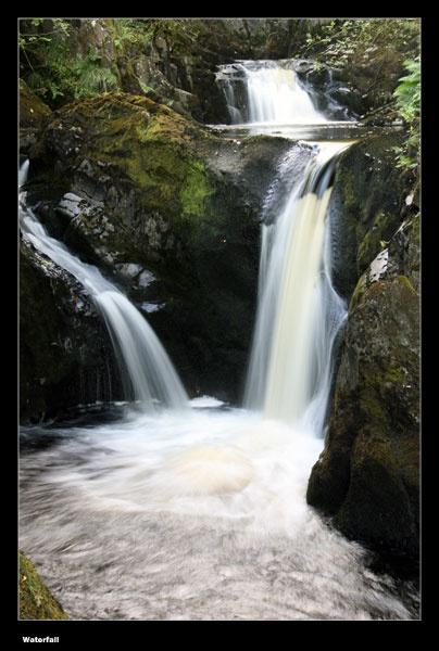waterfall by Rivergate