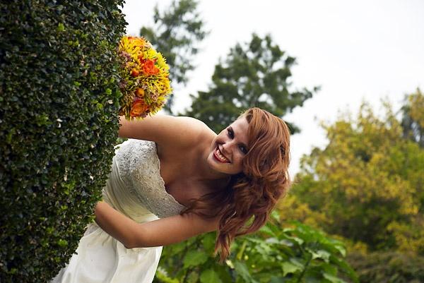 Seductive bride II by majas