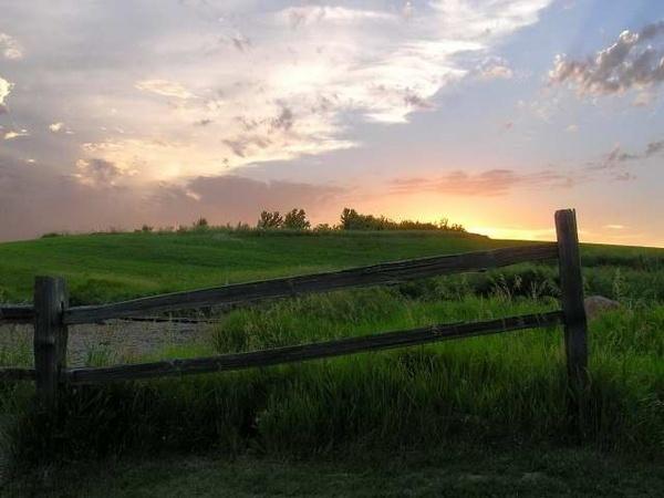 sunset by CherryMartin