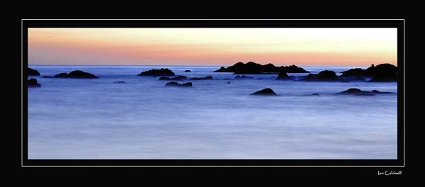 Cornish Coast by IanCaldwell