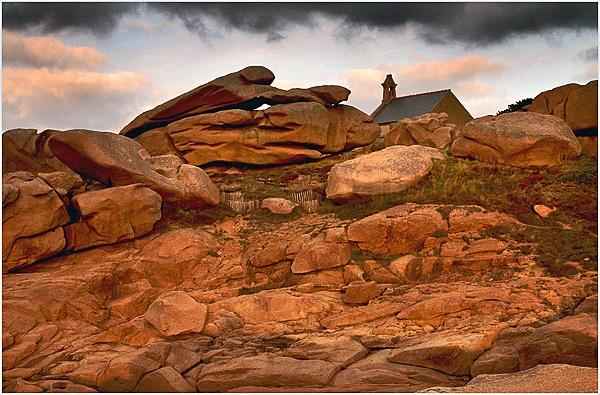 Sun on the Rocks by SandraKay