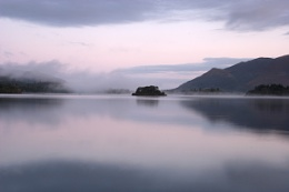 Derwent Lake at dawn