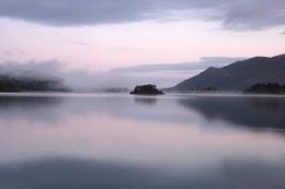 Derwent Lake at dawn