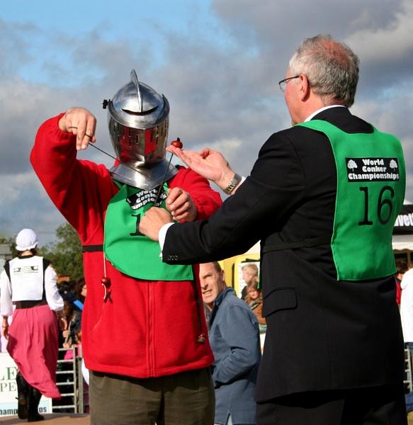 A Knight to Conker by GordonLack
