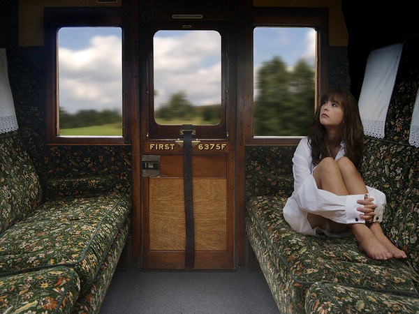 First Class Ride by tw3