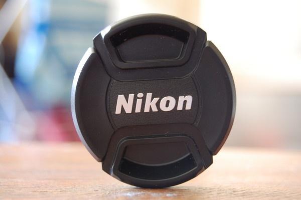 Nikon Lens Cap by stephenscott