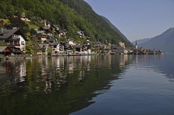 Hallstatt Austria 01 by Merbert