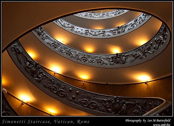 Simonetti Staircase by ianbutty