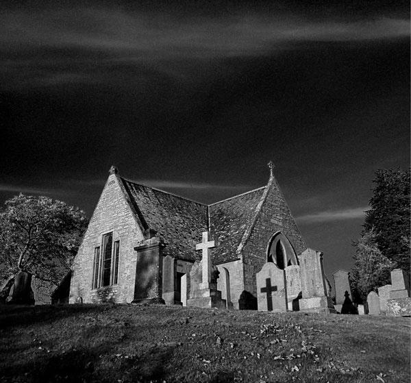 Abernyte Church by ajm
