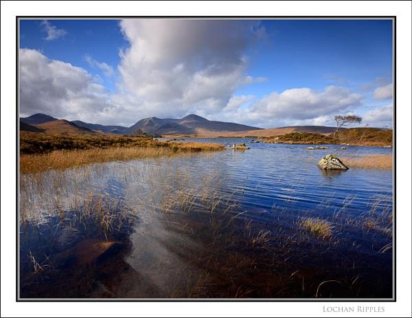Lochan Ripples... by Scottishlandscapes