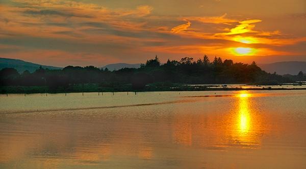 Irish sunset by Stuarty