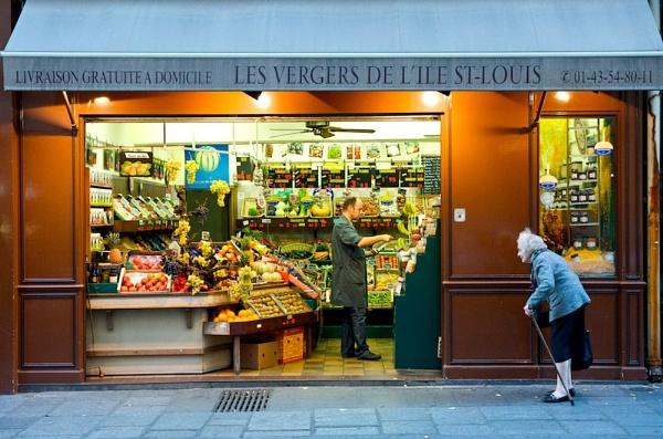 Down At The Shops by John_Humphreys