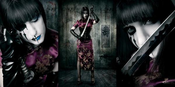 Samurai by Taya