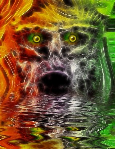 Dark Demon by RobRi