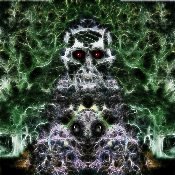 Evil Lurks in Dark Places by RobRi