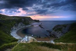 Dawn at Man O'War Cove