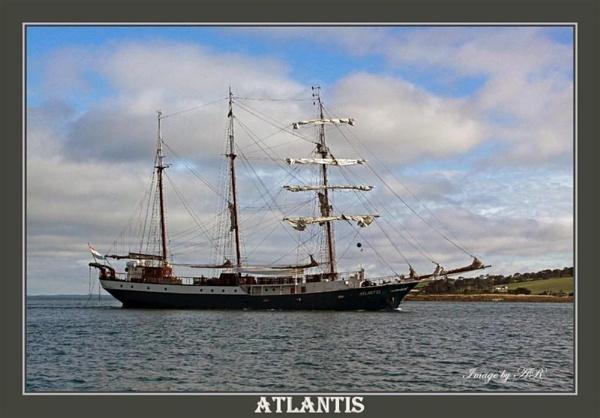 ATLANTIS by andrewrit