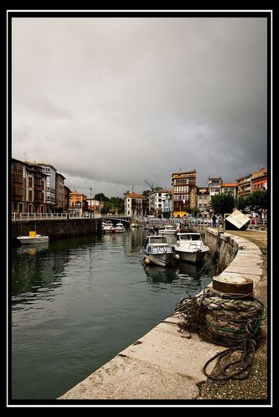 Llanes - Port by davidsaenzchan
