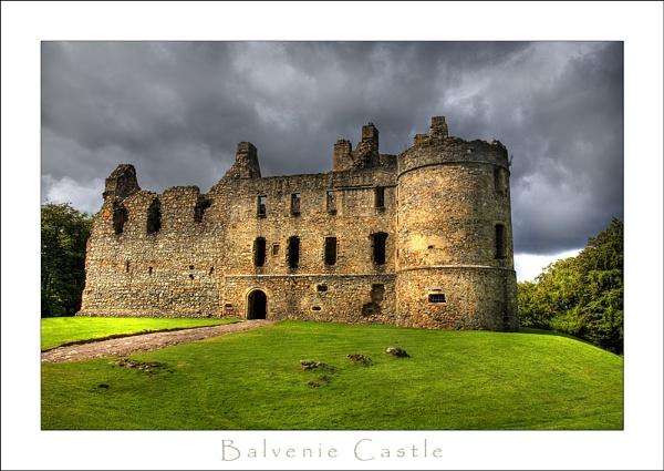 Balvenie Castle by allan_j