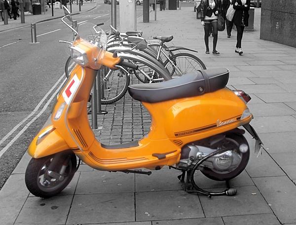 Very Orange by minicooper