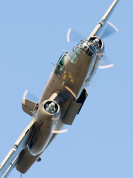 B-25 Mitchell by kenbishop