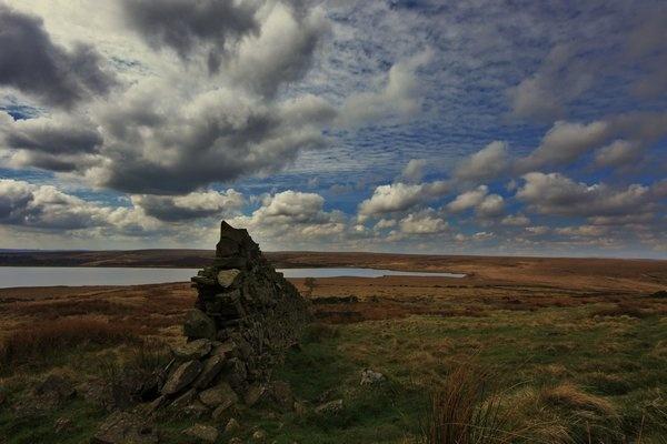 Ovenden Moor by Warriorpoet