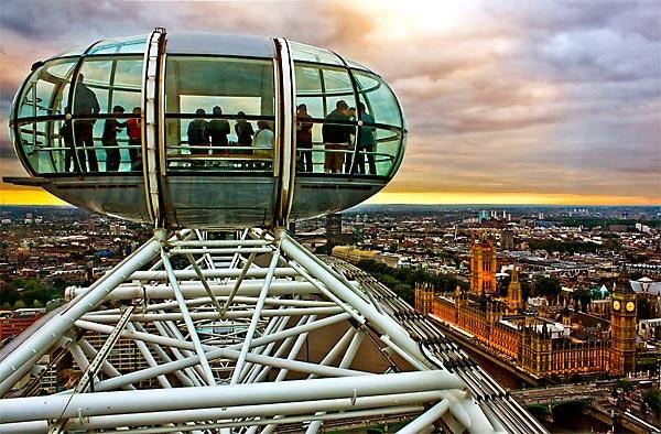 London eye by Gep