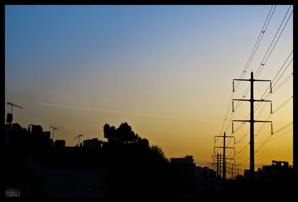 Urban SunSet by R3za