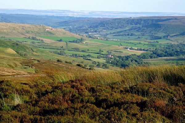From the moors and beyond by Luciajo
