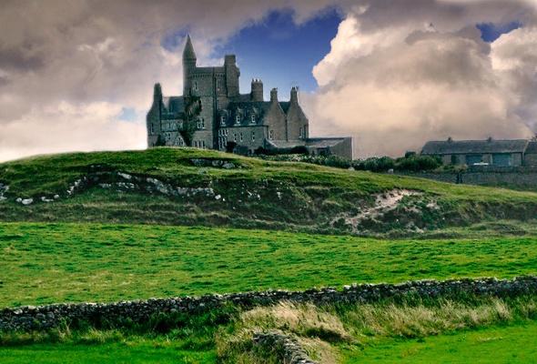 Mullagh Moor Castle by Mavis