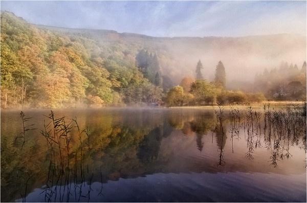 Loch Ard Sunrise by rowarrior