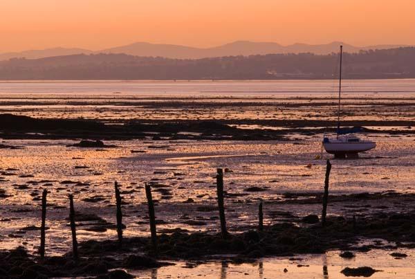 Culross Sunrise by RosePhoto