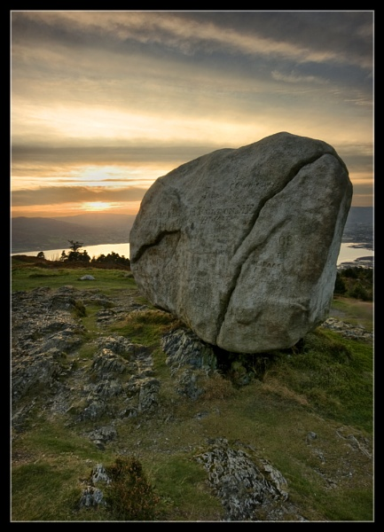 Cloughmor Stone by Sconz