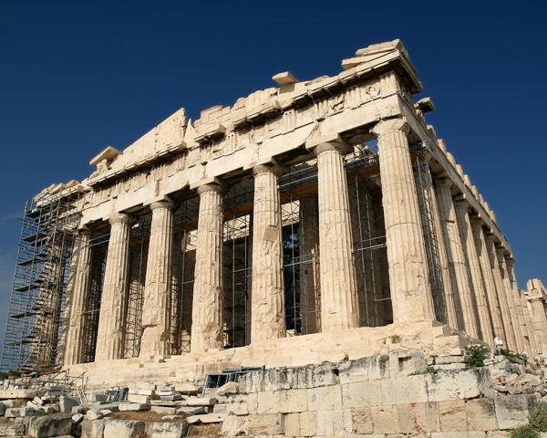 Acropolis, Athens by wheresjp