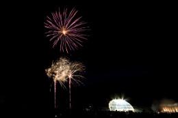 Battle fireworks