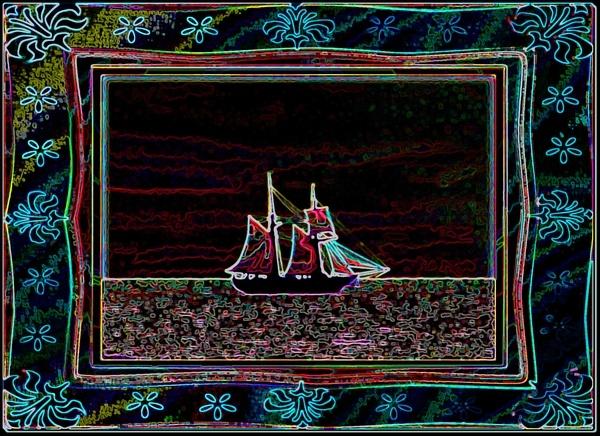 Tall Ship by ablast