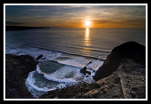 Cambeak sunset by mah01