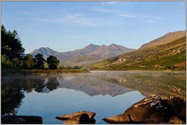 Snowdonia Reflections by david357