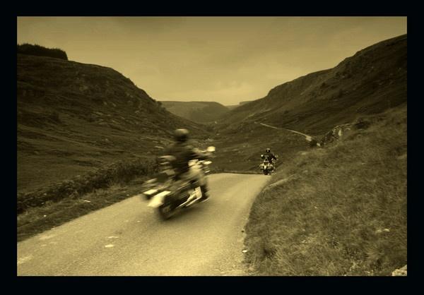 Wales riders by acididko