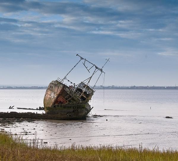 Shipwreck Humber by Carljorgensen
