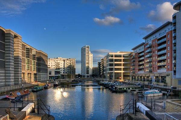 Modern Leeds by Steve Cribbin
