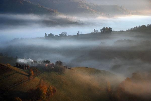 morning october by marius_grozea