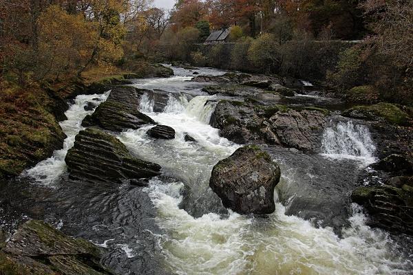 Afon Llugwy by JulianC