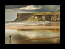 Saltburn Surfer.