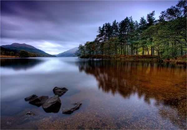 Loch Eck by cdavis