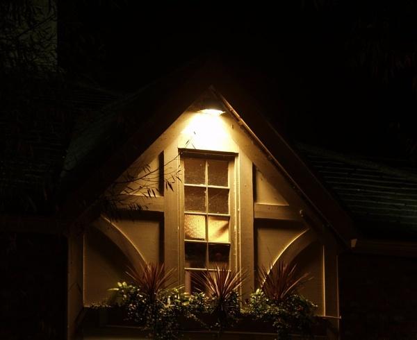 Illuminated Window by pokey110