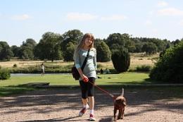 Me & my dog Millie