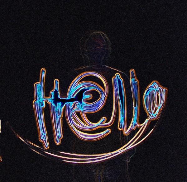 Hello by sam2awsome